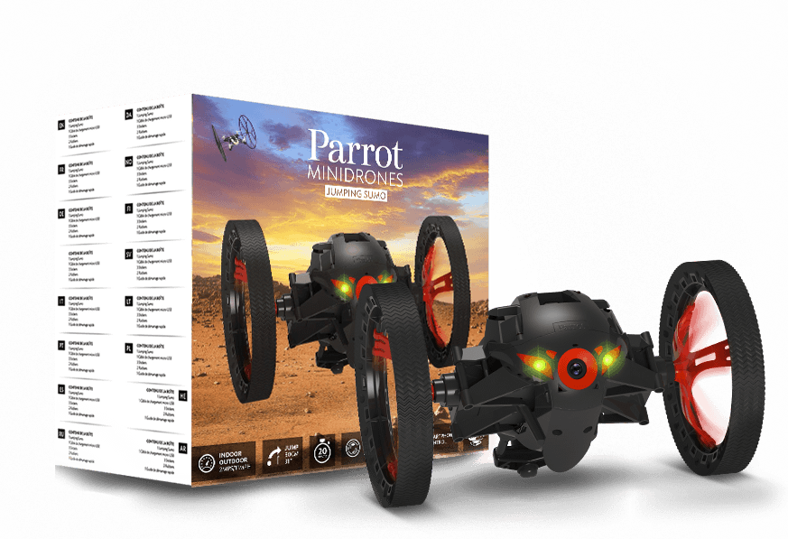 Parrot Jumping Sumo1
