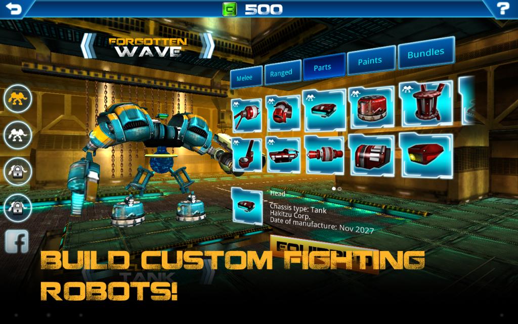 Hakitzu Elite Robot Hackers