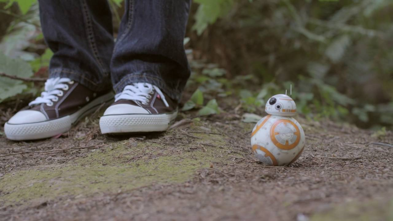 Sphero Ollie智能小車 七 : BB8機器人 Sphero Star Wars Force Band™ 原力手環
