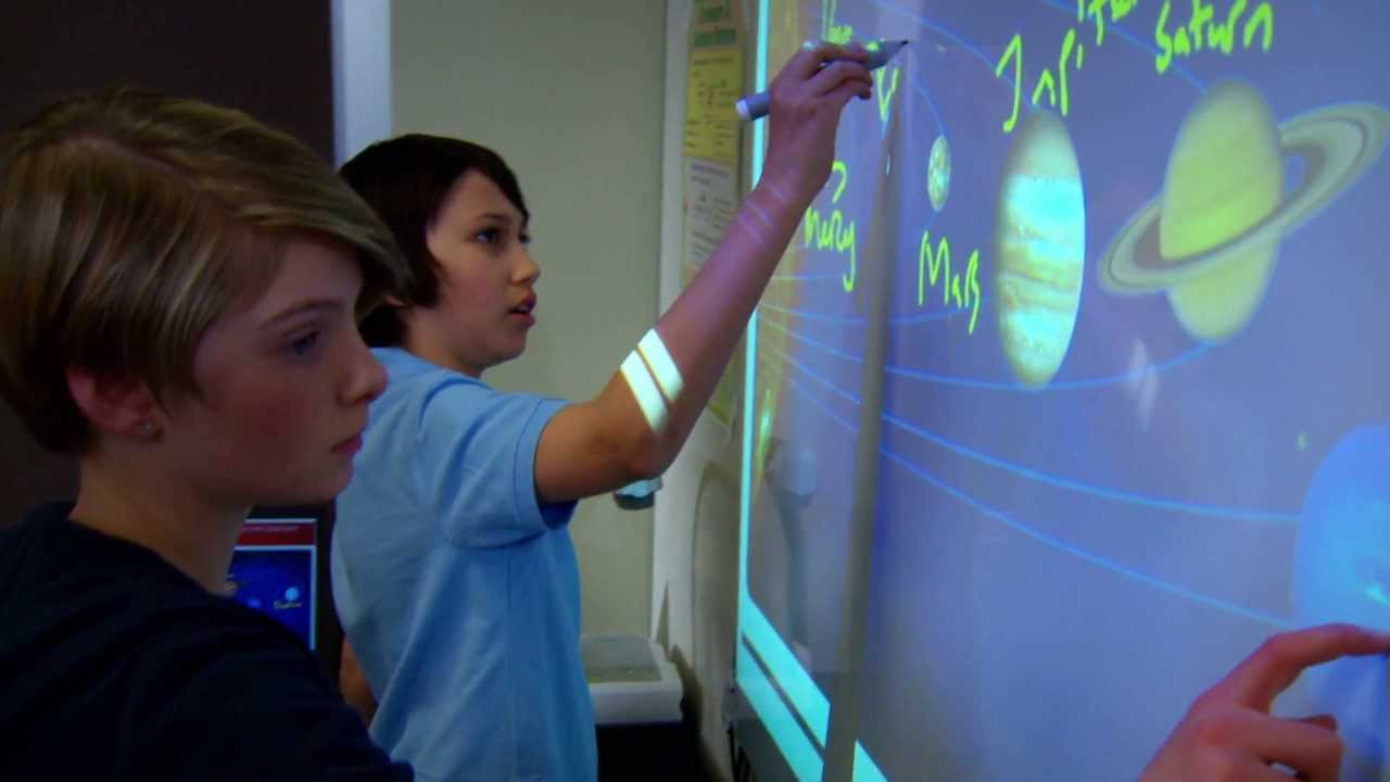 [軟體]Smart Board 電子白板公司宣佈將加入支援Google的雲端教學學習軟體 AMP