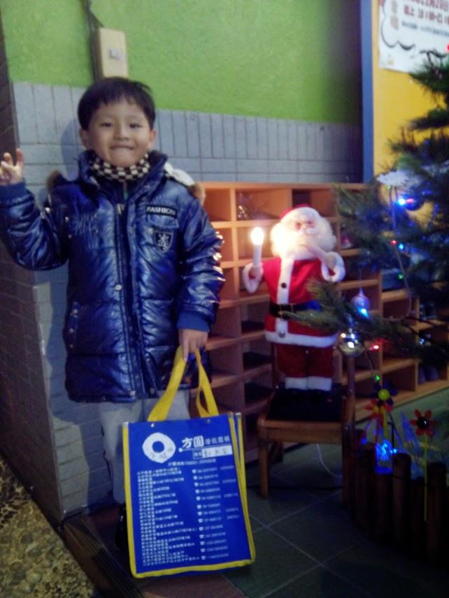 [教材]耶誕節親子活動