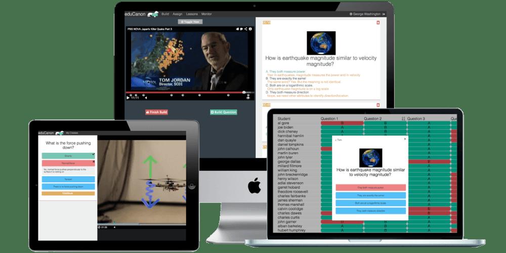 [工具] [WEB3]翻轉教室課程規劃工具:使用影片進行課程規劃及上課並進行測驗