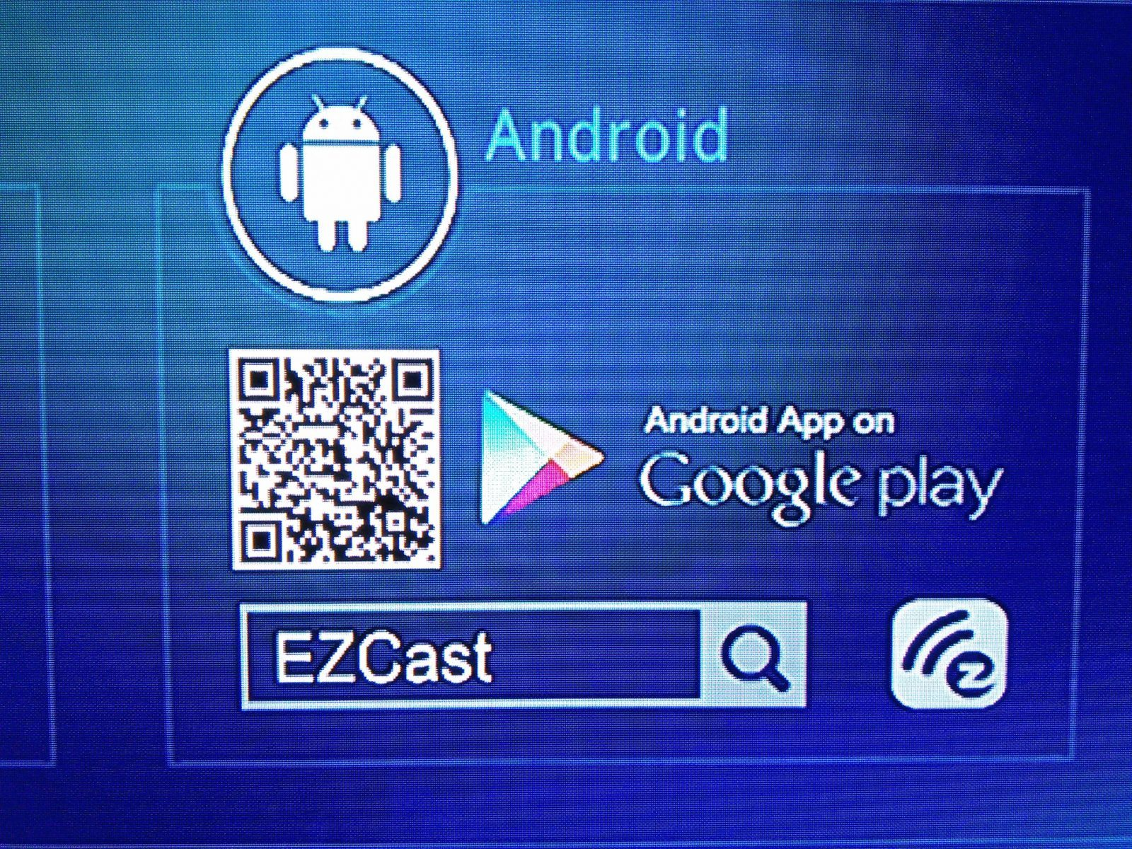 [硬體] EZCASt 無線投影接受器 : 另類Miracast , Airplay, 跨平台螢幕鏡射投影周邊設備