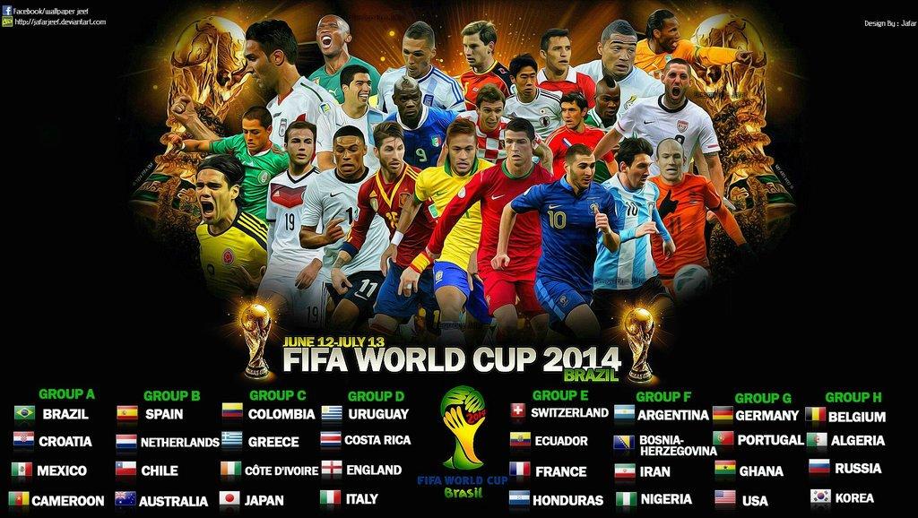 [WEB]2014世界盃足球賽教學中英文資料