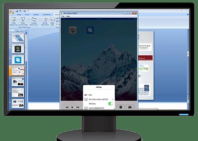 [APP] Splashtop宣布新產品 Mirroring 360 : 無線鏡射分享跨平台