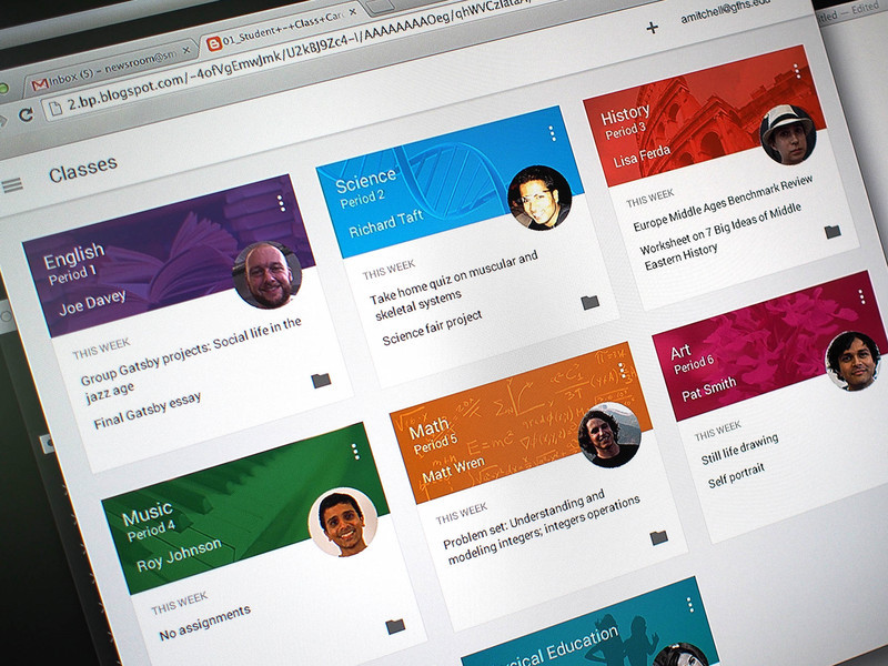 [Web3] Google Classroom  影音教學