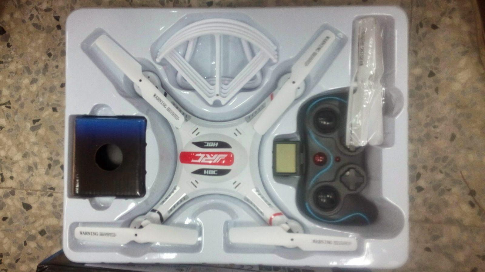 [玩具]大男孩的玩具 : 六軸穩定空拍直昇機