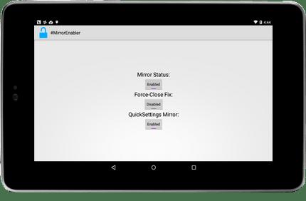 [教學]從無到有建立Android系統翻轉教室環境 Part 8 : 強迫不支援無線投影的手機或平板 開啟Miracast無線投影鏡射