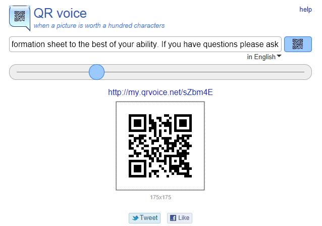 [免費]編輯QR Code學習單及免費的QR Code追蹤統計線上網站