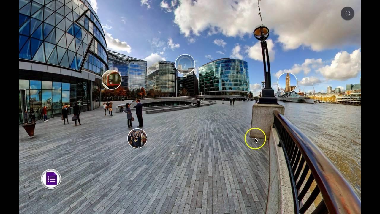 [擴增實境]虛擬實境的想像 (八):教師可建置教材網站之虛擬實境資源
