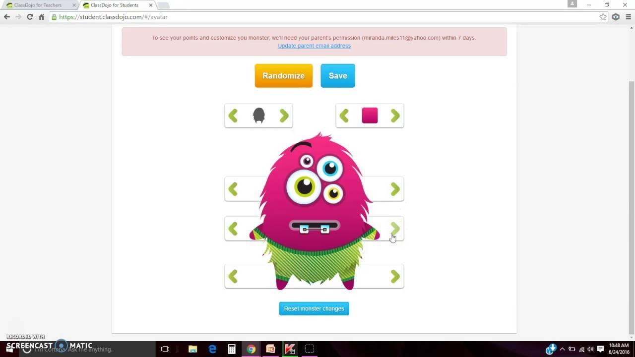 [備課]將classdojo的怪物圖示全部換成寶可夢 神奇寶貝