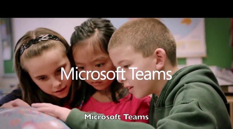 [教師管理平台] Microsoft Teams EDU